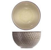 Cosy & Trendy Babylon Green Bowl D15xh8.5cm (set of 6)