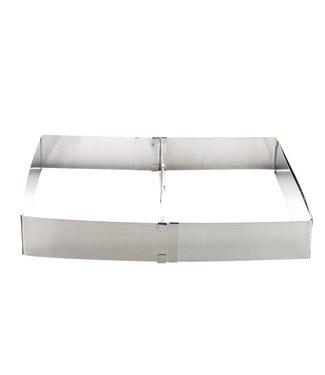 Cosy & Trendy Bakvorm Rh Aanpasbaar H5cm   27.5x52.5cm