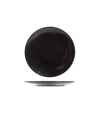 Cosy & Trendy Labyrint Black Dinner Plate D27cm
