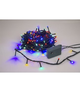Light Creations Sparkle Light Led 16m 240l Multicolorgreen Wire 24v Modulator Ext.2.5m