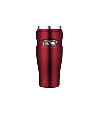 Thermos King Tumbler Mug Rood 470mlzonder Handvat