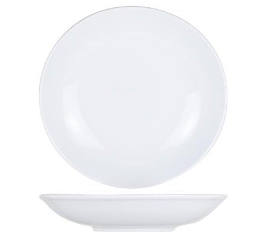 Essentials Coupe wok Plate D28cm