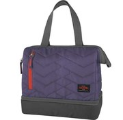 Thermos Aspen Dual Duffle Lunch Kit Purple26x15x23cm