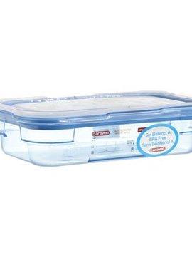 Araven Gnbox Blauw  Gn1-4 H65mm 1.8l-dekselairtight-bpa Free