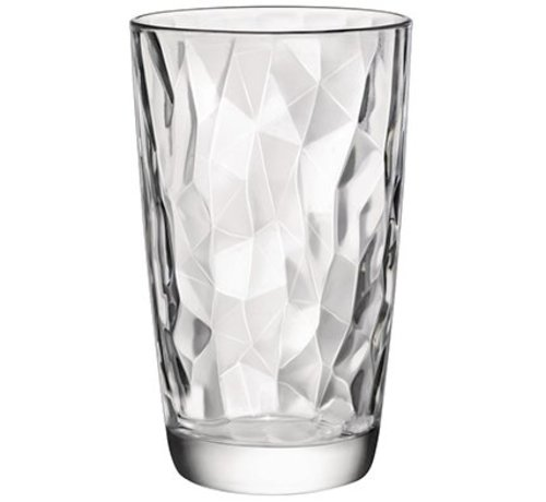 Bormioli Diamond Tumbler 47 Cl Set 3 (set of 6)