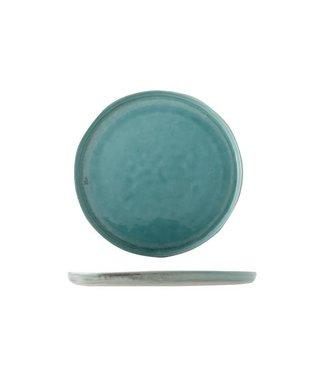 Cosy & Trendy Isabeau - Dinerbord - Blauw - D30cm - Porselein - (set van 6).