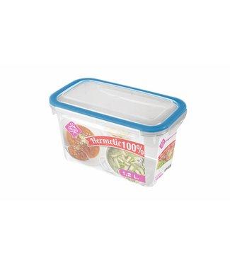 Hega Hogar Lunch Box 19x11xh11cm 0.75lhermetic