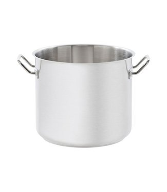 Cosy & Trendy For Professionals Ct Prof Cooking Pot High 21.5l 32x27.5cmwithout Lid - All Hot Plates