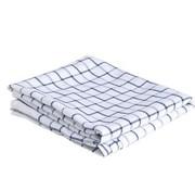 Cosy & Trendy For Professionals Keukenhanddoek Vk 68x68cm Blauw100 Katoen 83gr/m² (6er Set)