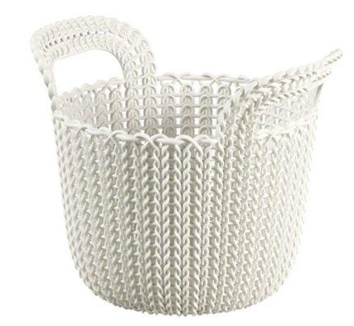 Curver Knit Mand Xs R0 3l Oasis White23x19x19cm
