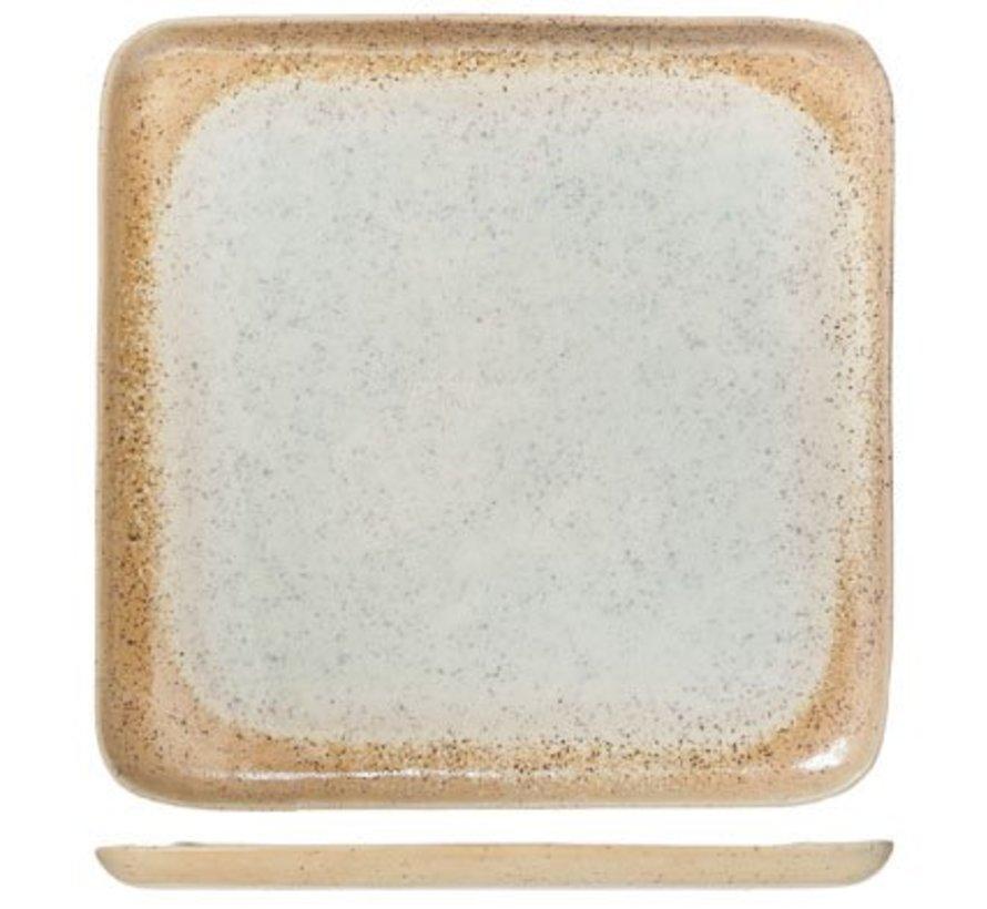 Innovar Dessertbord 21.5x21.5cm (set van 6)