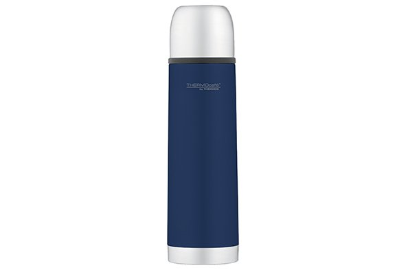 Thermos Soft Touch Ss Isoleerfles 0.5l Blauwd7xh25cm