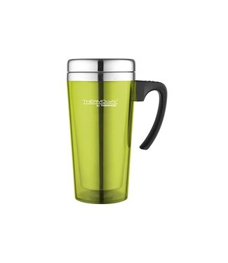 Thermos Soft Touch Travel Mug Lime 420ml