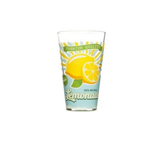 Cerve Nadia  Bio Lemonade Water Glas 31 Cl (set van 6)