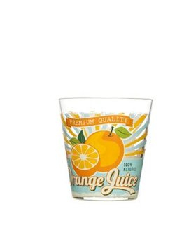Cerve Nadia  Orange Juice Glass 25 Cl