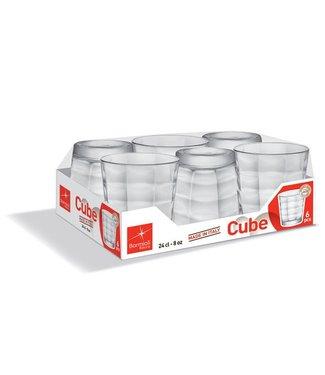 Bormioli Cube Tumbler 24cl Set6