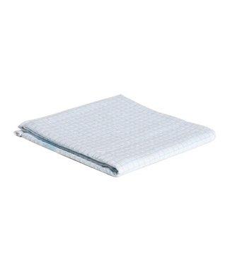 Cosy & Trendy For Professionals Keukenhanddoek Ruit Blauw-wit 70x50100 Katoen-80gr/m²