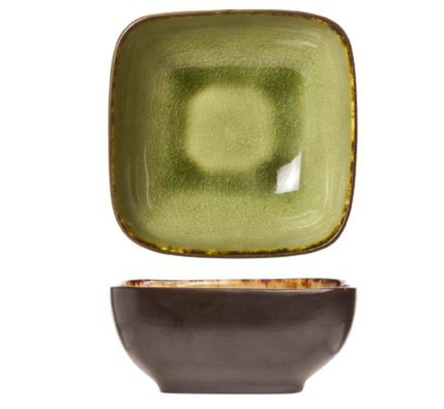 Mossa Square Bowl 11x11xh5cm (6er Set)