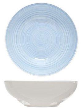 Brandless Pastabord Blue D22xh7.5cm