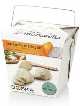 Boska Explore Kaasmaakset Mozzarella10x10x9cm