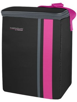 Thermos Neo 12 Can Cooler Black-pink 9l26x16xh28cm - 3h Cold