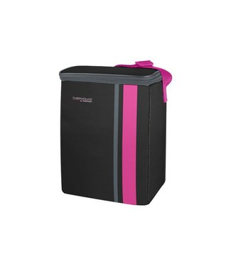 Thermos Neo Koeltas 9l Zwart-pink26x16xh28cm - 3h Koud