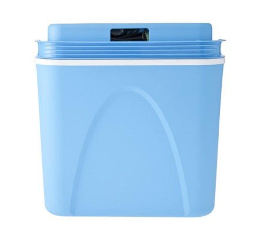 Koelbox Electrisch 22l 12v Eco - Blauw
