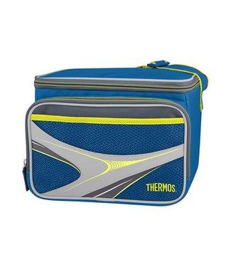 Thermos Accelerate Koeltas Blauw 6.5liter 23x14xh16cm - 6can - 4h Koud