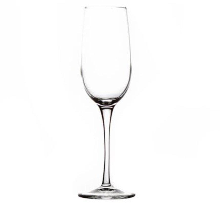Spazio Champagneglas 19cl Set3