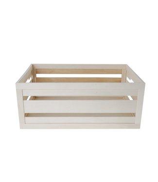 Cosy & Trendy Opbergbox Gls Hout 40x26.5x16cm