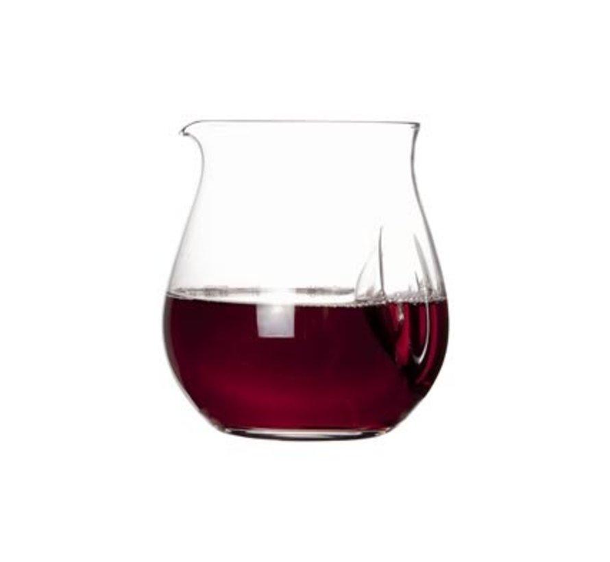 Wijn Karaf 1.4l D13.8x15cm