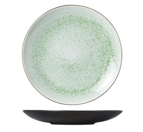 Cosy & Trendy Finesse Green Dessert Plate D21.5cm
