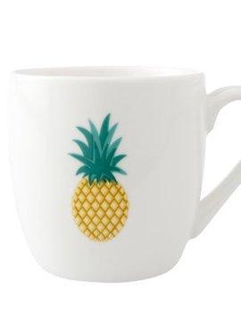 Brandless Pineapple Tas D7xh7cm - 19cl