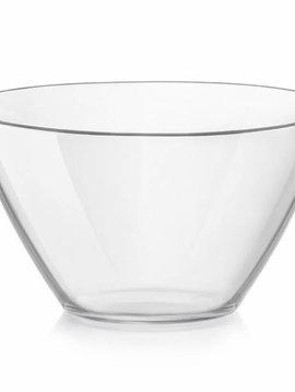 Bormioli Basic Salad Bowl Glass 20cm  1.8l (6er Set)