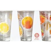 Cerve Nadia Tonic Longdrink Glass 31cl Set3co