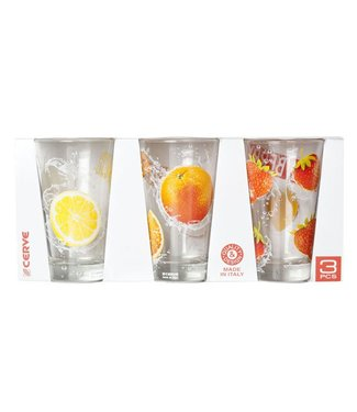 Cerve Nadia Tonic Water Glas 31cl Set3