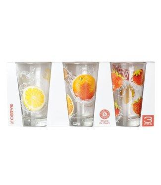 Cerve Nadia Tonic Waterglas 31cl Set3