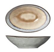 Cosy & Trendy Castor Oval Bowl 14x9xh4cm (set of 6)