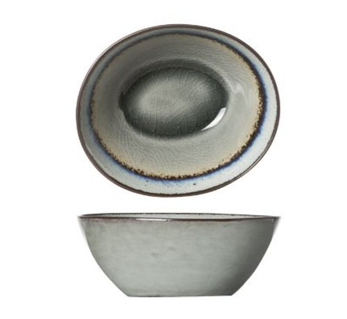 Cosy & Trendy Pollux Oval Bowl 4x3.5xh1.5cm (12er Set)
