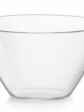 Bormioli Basic Salad Bowl Glass 26cm  4l