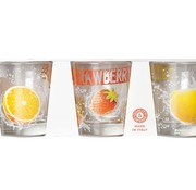 Cerve Nadia Tonic  Glass 25cl Set3co