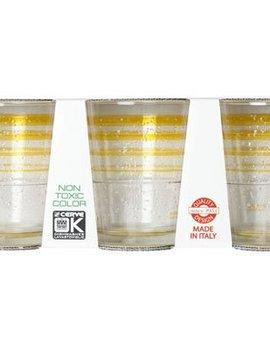 Cerve Glass Ice Okj Lemon 32.5cl Set3co
