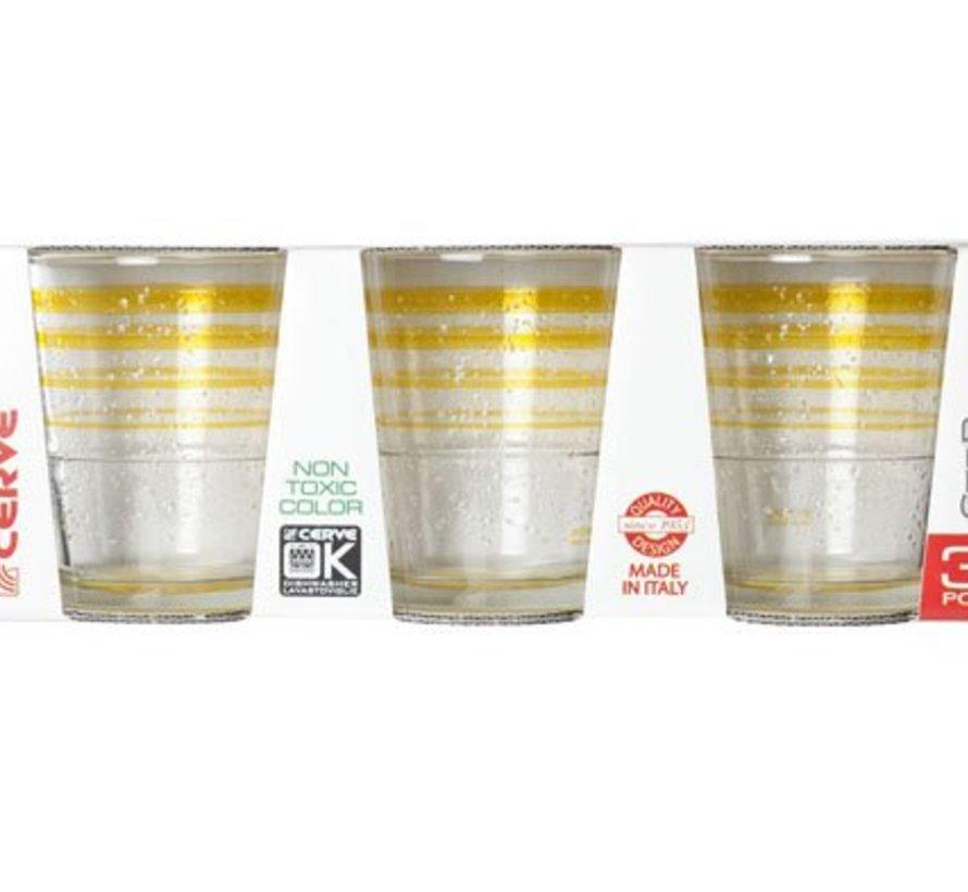 Glas Citroen 32.5  Cl Set3