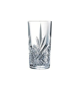 Arcoroc Broadway - Longdrink Water Glasses - 38cl - (Set of 6)
