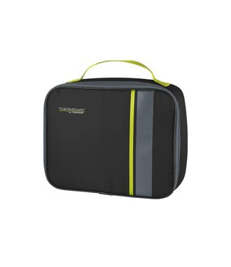 Thermos Neo Standard Lunch Kit Zwart-lime25x8x20cm
