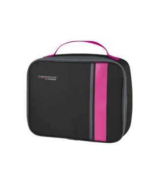 Thermos Neo Standard Lunch Kit Black-pink25x8x20cm
