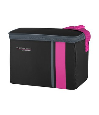 Thermos Neo Cooler Bag 4.5l Black-pink 23x14xh16cm - 3uur Cold