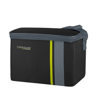 Thermos Neo 6 Can Cooler Black-lime - 4,5l23x14xh16cm - 3h Cold