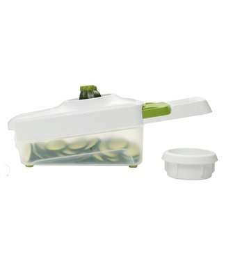 Chef'n Mandolin Set With 4 Parts With Box