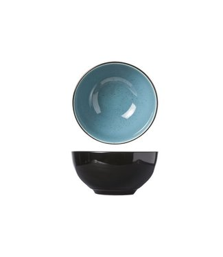 Cosy & Trendy Finesse Blue Kommetje D15xh7cm (set van 4)